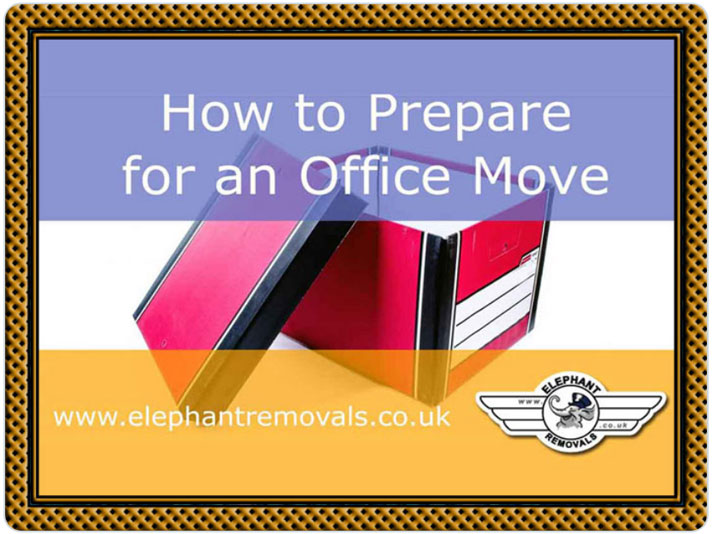 How to Prepare for an Office Move