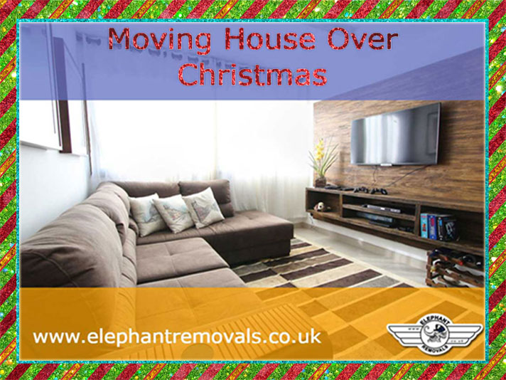 moving house over christmas