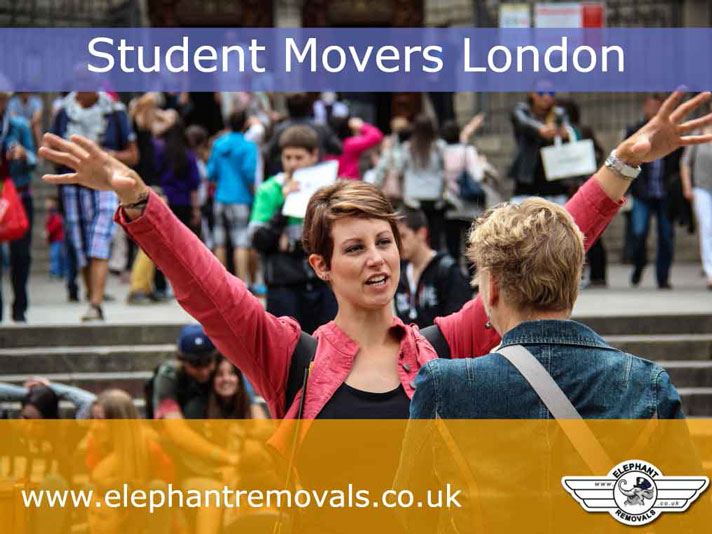 student movers london