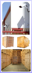 Self Storage Secured Containerised Warehouse