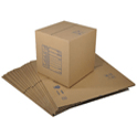 Moving Cardboard Box - Medium