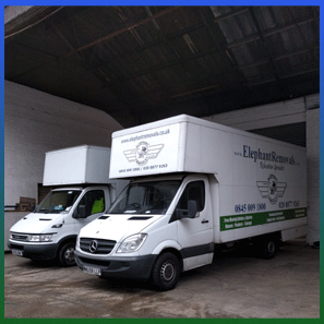 Household Storage Service London