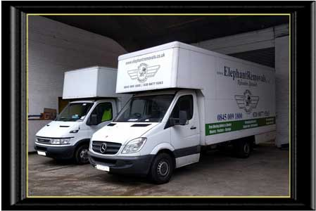 House Removals Notting Hill
