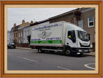 House Removals Shepherd's Bush